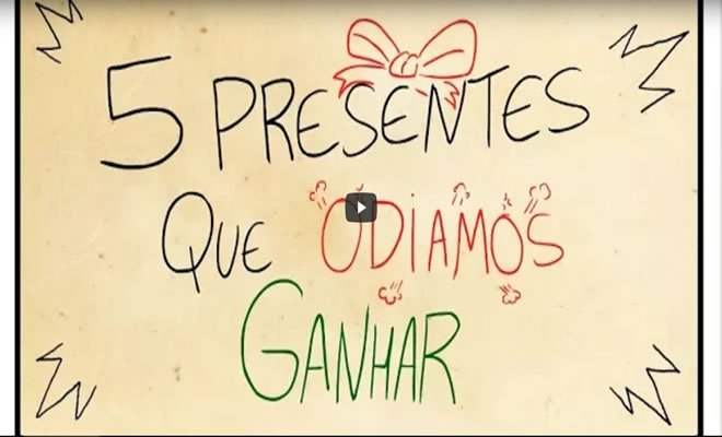 Photo of 5 presentes que odiamos ganhar