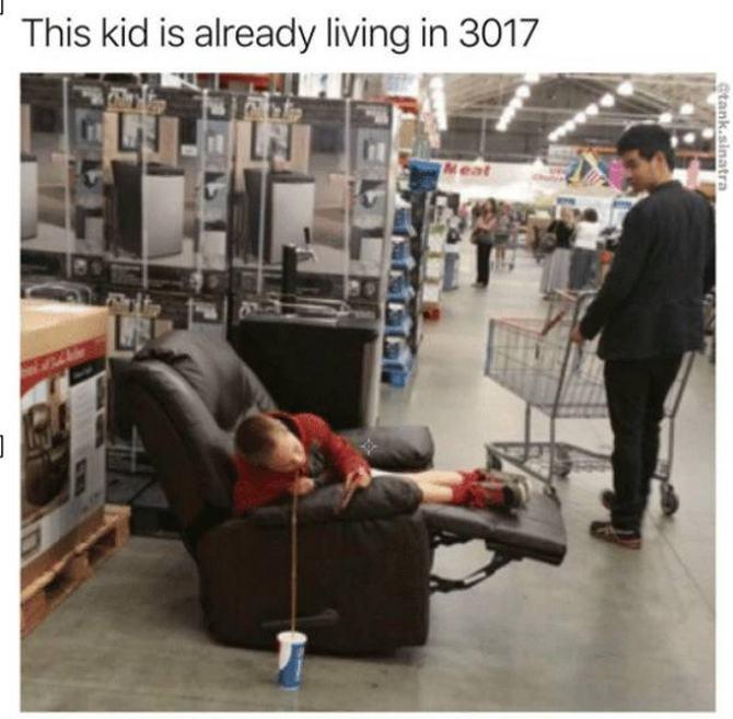 Algumas pessoas já não vivem no presente estão longe no futuro! (25 fotos) 12
