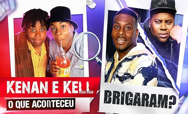 Photo of Kenan e Kel brigaram? O que aconteceu?