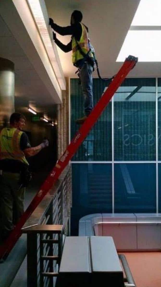 """Nem todo mundo sabe o que a palavra """"segurança"""" significa (33 fotos) 2"""