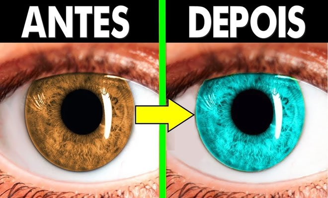 Este vídeo fará o seu olho mudar de cor 7