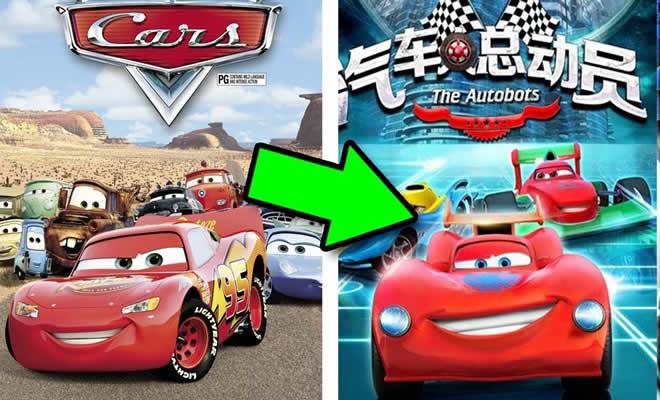 8 animações que foram acusadas de ser cópias 14