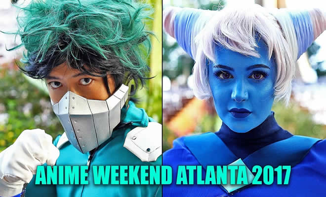 Anime Weekend Atlanta 2017 9
