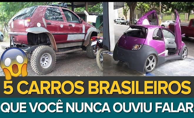 5 carros brasileiros que você nunca ouviu falar 27
