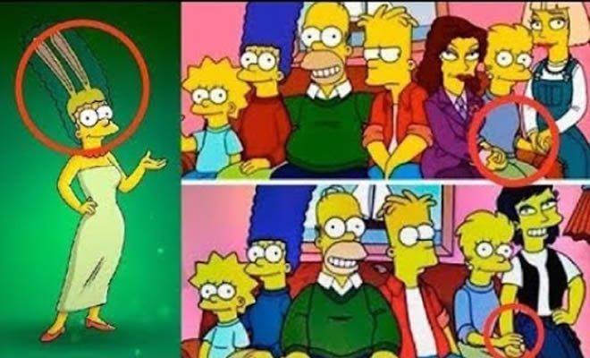 7 coisas inacreditáveis sobre Os Simpsons 3