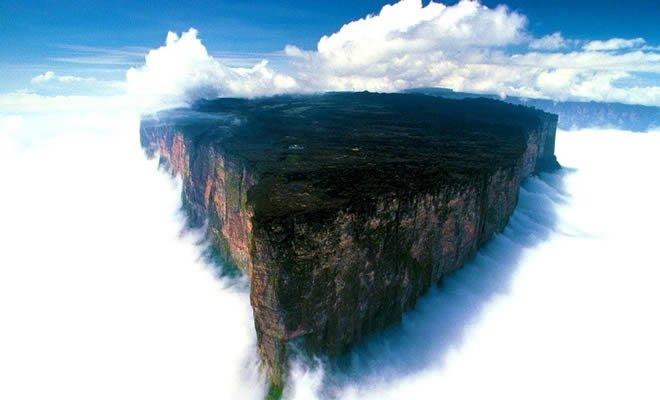 10 incríveis mundos perdidos no nosso planeta 2