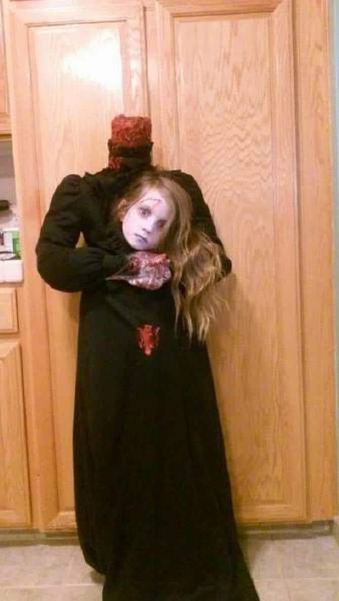 19 trajes que são realmente aterrorizantes para o Halloween 3