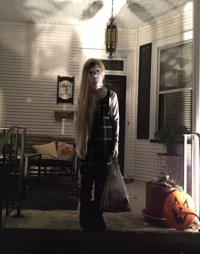19 trajes que são realmente aterrorizantes para o Halloween 4