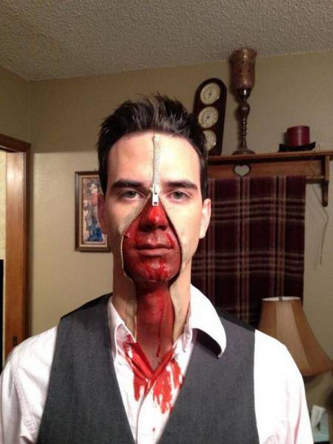 19 trajes que são realmente aterrorizantes para o Halloween 7