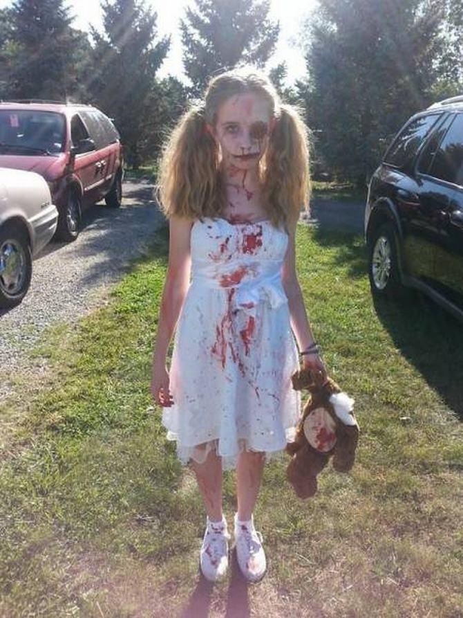 19 trajes que são realmente aterrorizantes para o Halloween 10