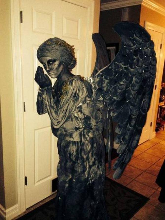 19 trajes que são realmente aterrorizantes para o Halloween 11