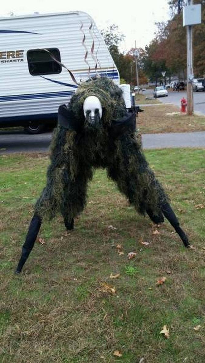 19 trajes que são realmente aterrorizantes para o Halloween 13