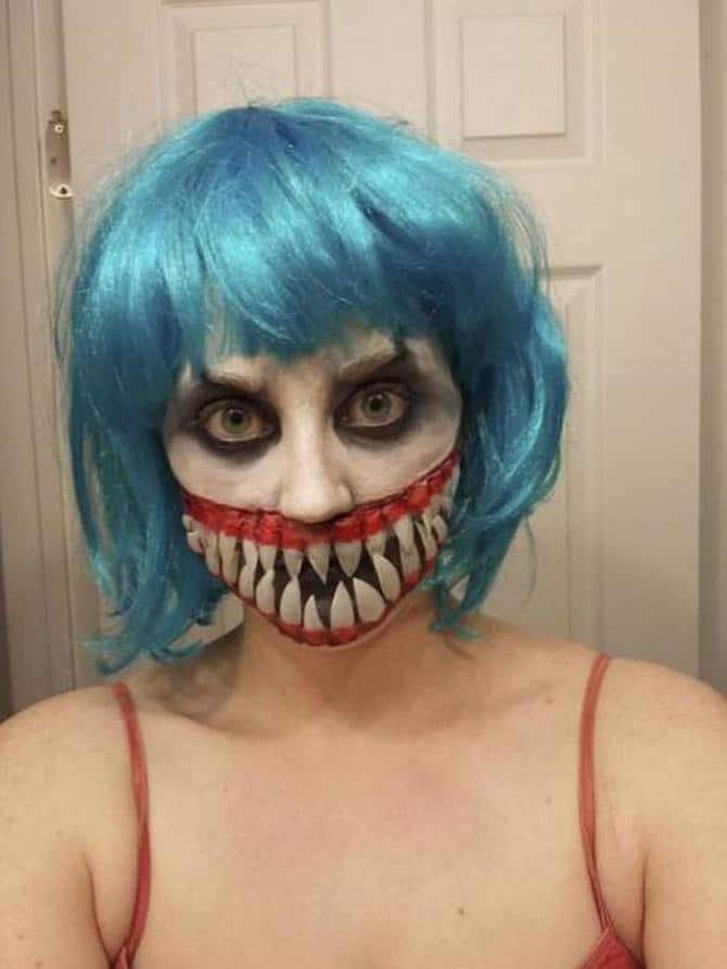 19 trajes que são realmente aterrorizantes para o Halloween 18