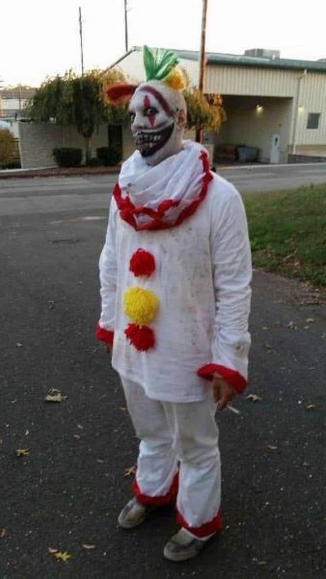19 trajes que são realmente aterrorizantes para o Halloween 20