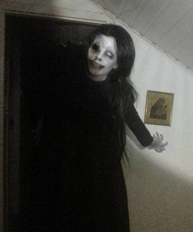 19 trajes que são realmente aterrorizantes para o Halloween 21