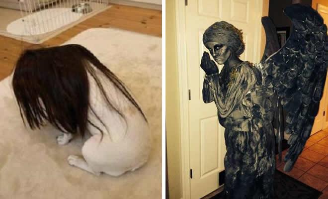 19 trajes que são realmente aterrorizantes para o Halloween 2