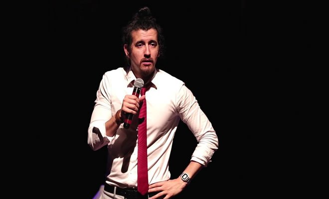 Afonso Padilha - Entrevista de emprego 2