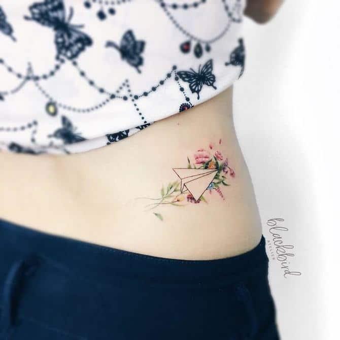30 ideias de tatuagem de viagem que o farão querer fazer 24