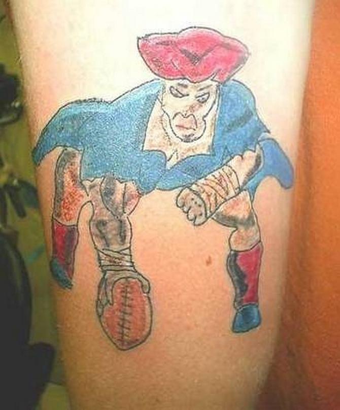 19 pessoas que deram muito errado na sua tatuagem 3