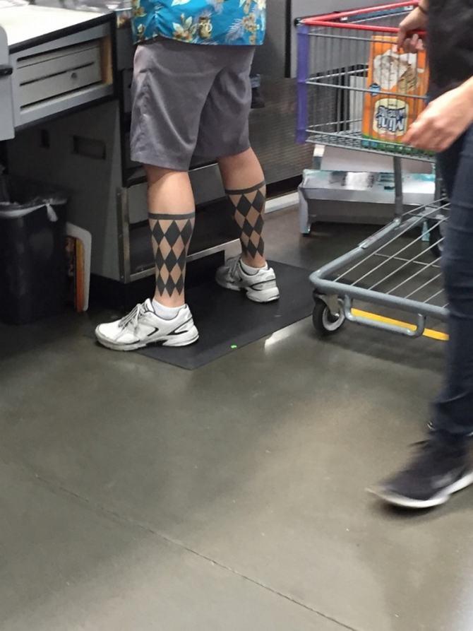 19 pessoas que deram muito errado na sua tatuagem 6