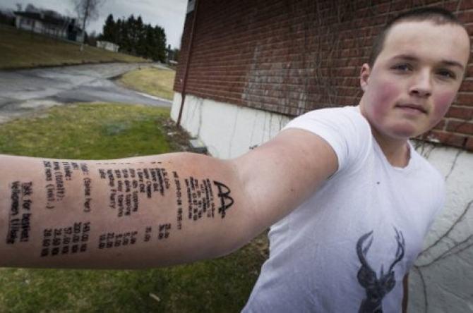 19 pessoas que deram muito errado na sua tatuagem 15