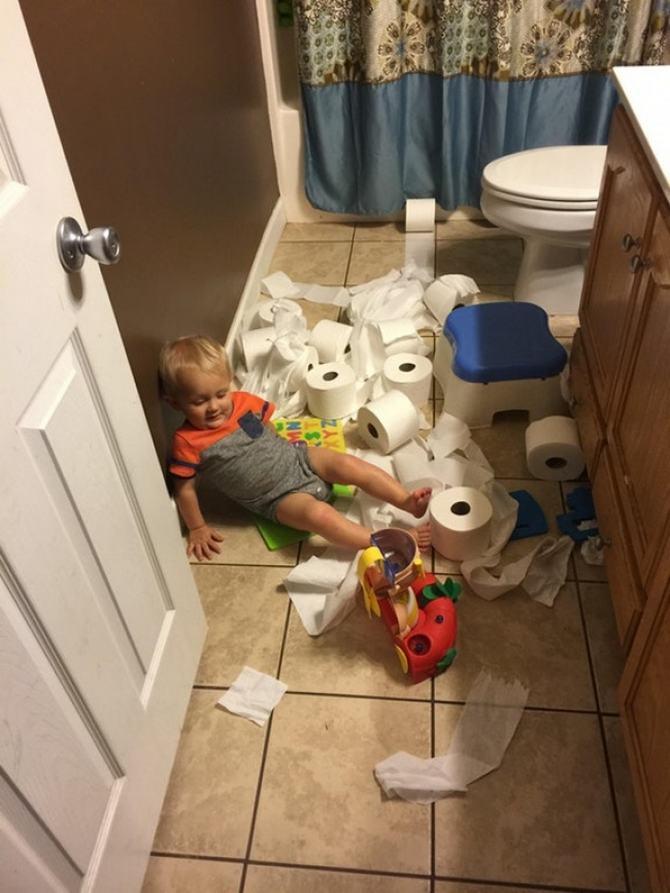 18 provas divertidas que as crianças vivem com regras diferentes 4