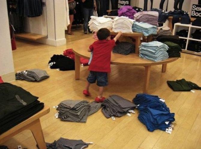 18 provas divertidas que as crianças vivem com regras diferentes 11