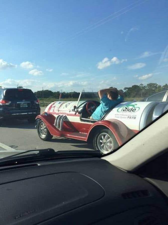 Como eles conseguem suas licenças de condução ?! (36 fotos) 10