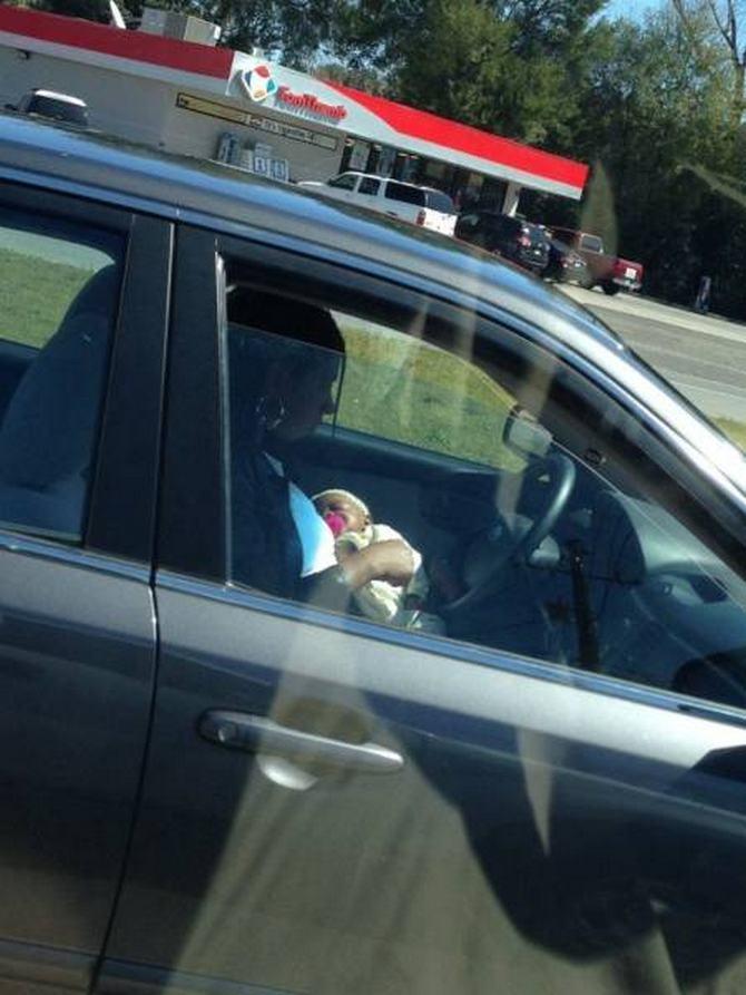 Como eles conseguem suas licenças de condução ?! (36 fotos) 18