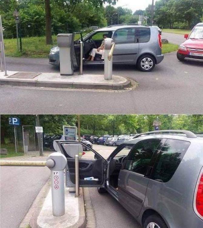 Como eles conseguem suas licenças de condução ?! (36 fotos) 36