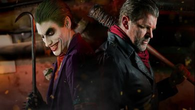 Coringa Vs Negan - coringa vs negan 390x220
