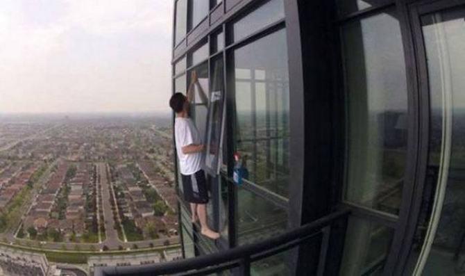 Essas pessoas não se importam com a segurança (39 fotos) 35