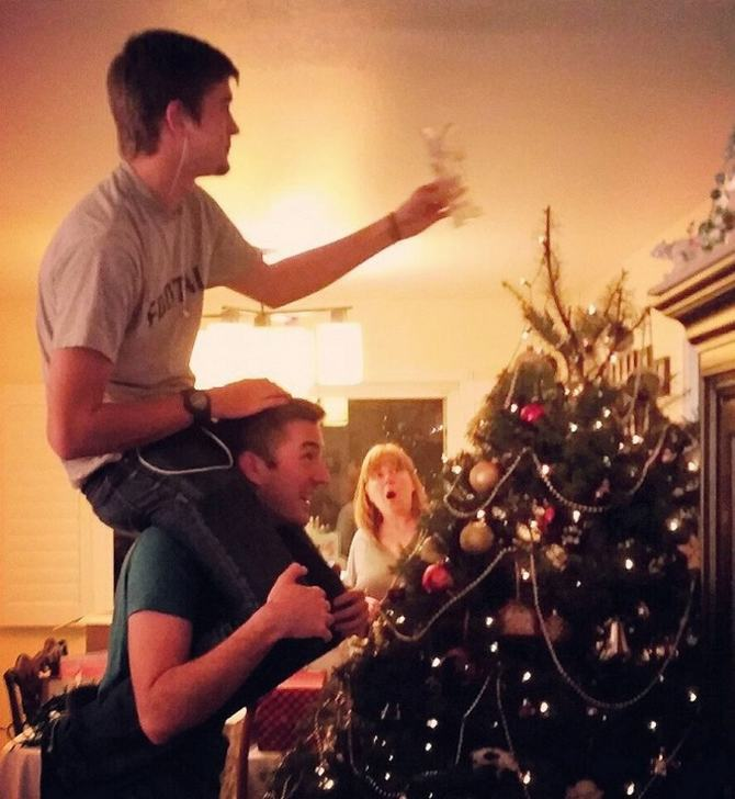 22 fotos para despertar o verdadeiro espírito natalino 4