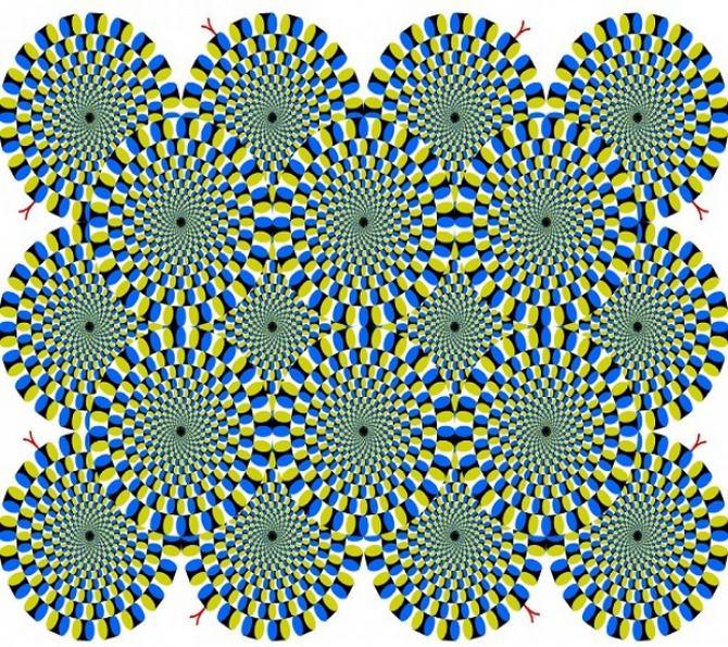 7 Ilusões de óptica vão definir seu nível de estresse 2