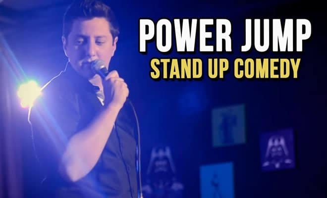 João Valio - Power Jump 1