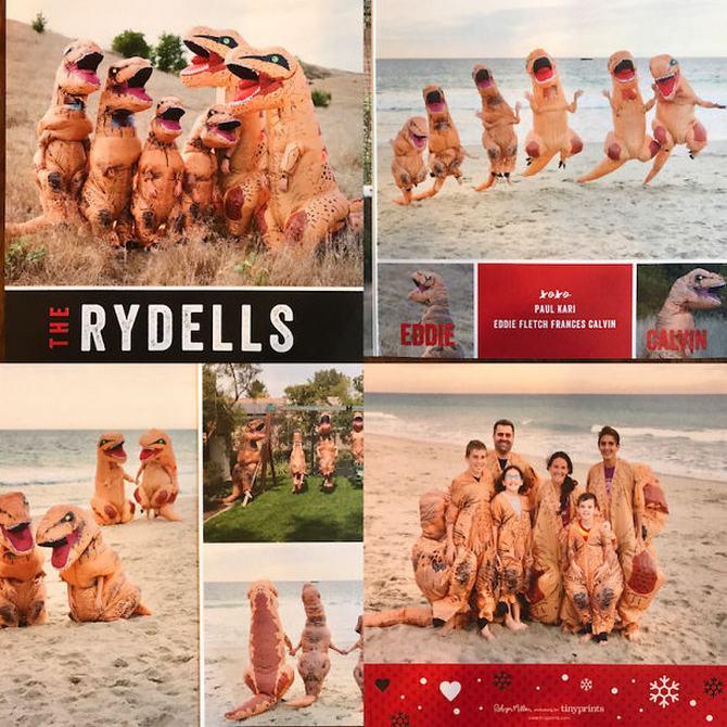 29 pessoas que enviaram os mais divertidos cartões de Natal de todos os tempos 6