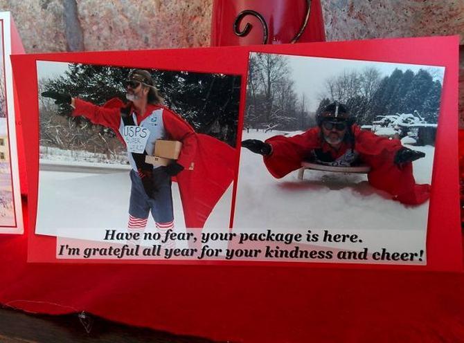 29 pessoas que enviaram os mais divertidos cartões de Natal de todos os tempos 13