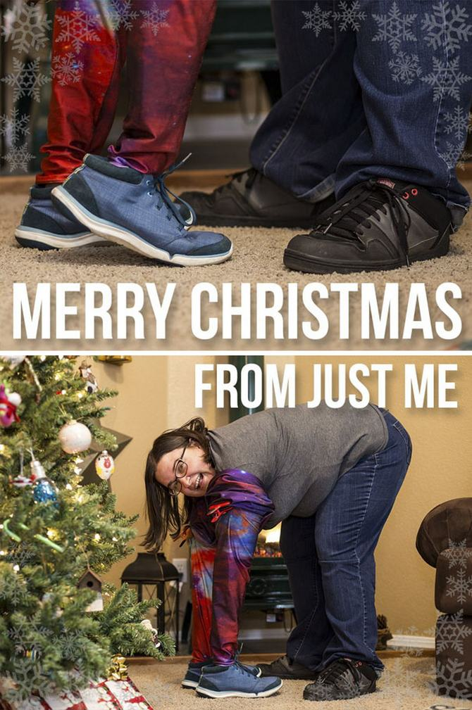 29 pessoas que enviaram os mais divertidos cartões de Natal de todos os tempos 17