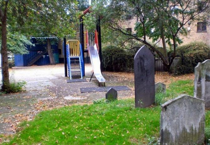 18 playgrounds mais estranho que você pode encontrar 3