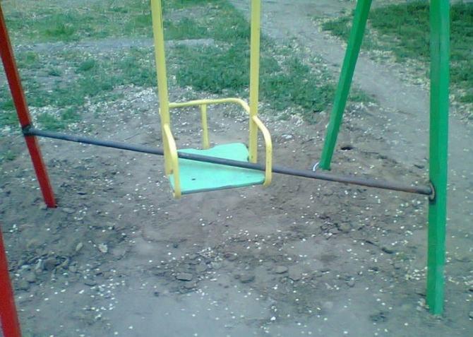 18 playgrounds mais estranho que você pode encontrar 4