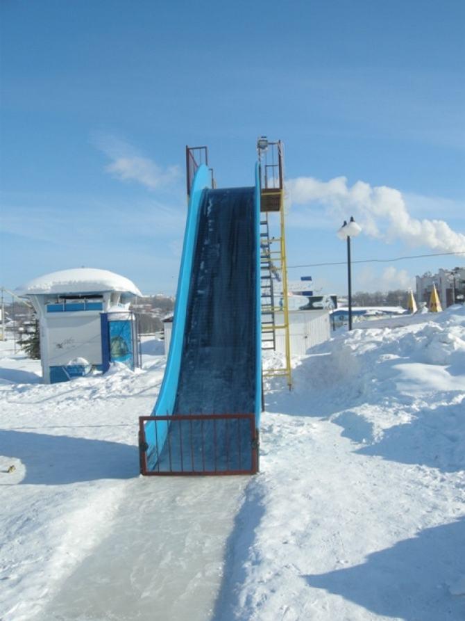 18 playgrounds mais estranho que você pode encontrar 13