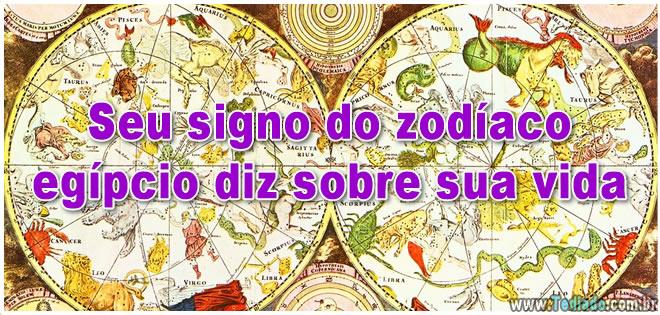 Seu signo do zodíaco egípcio diz sobre sua vida 2