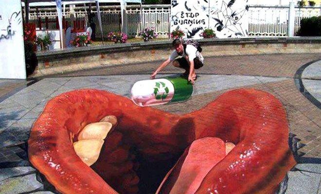 10 artes de ruas inacreditáveis 19
