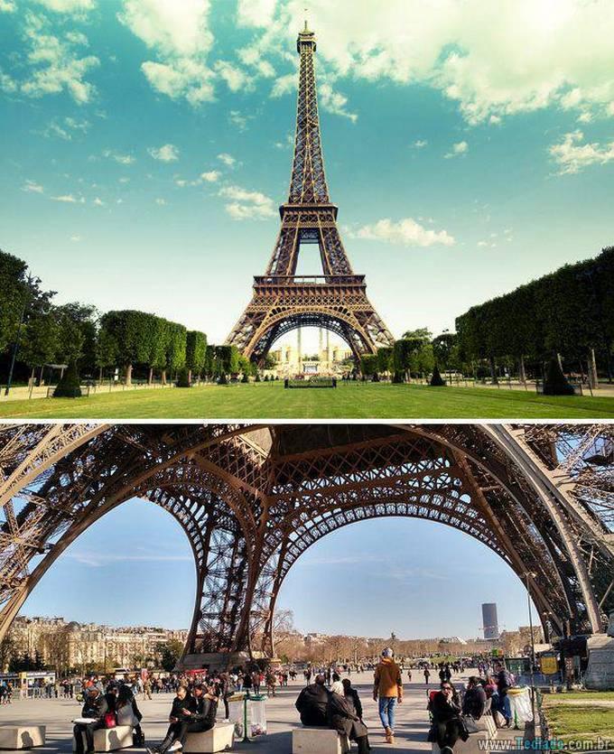 Como as fotos de destinos de viagens populares deveriam realmente parecer (24 fotos) 4