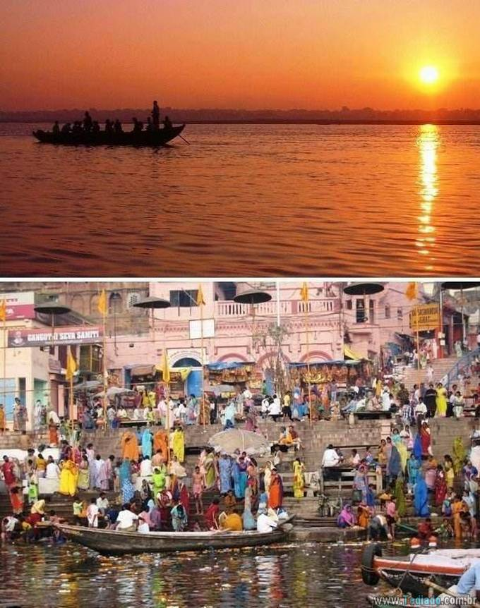Como as fotos de destinos de viagens populares deveriam realmente parecer (24 fotos) 18