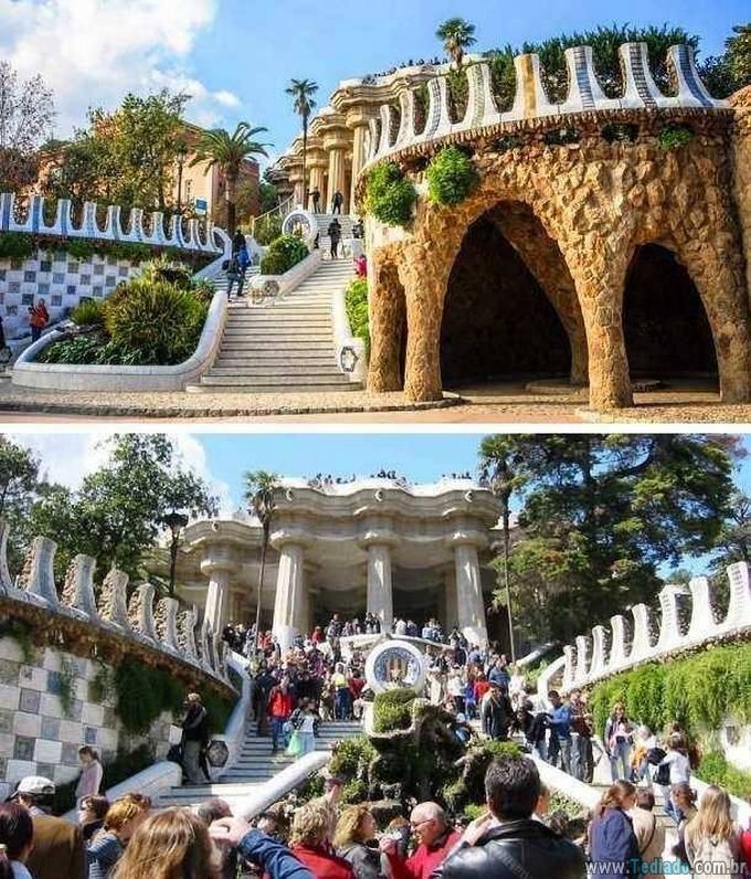 Como as fotos de destinos de viagens populares deveriam realmente parecer (24 fotos) 21