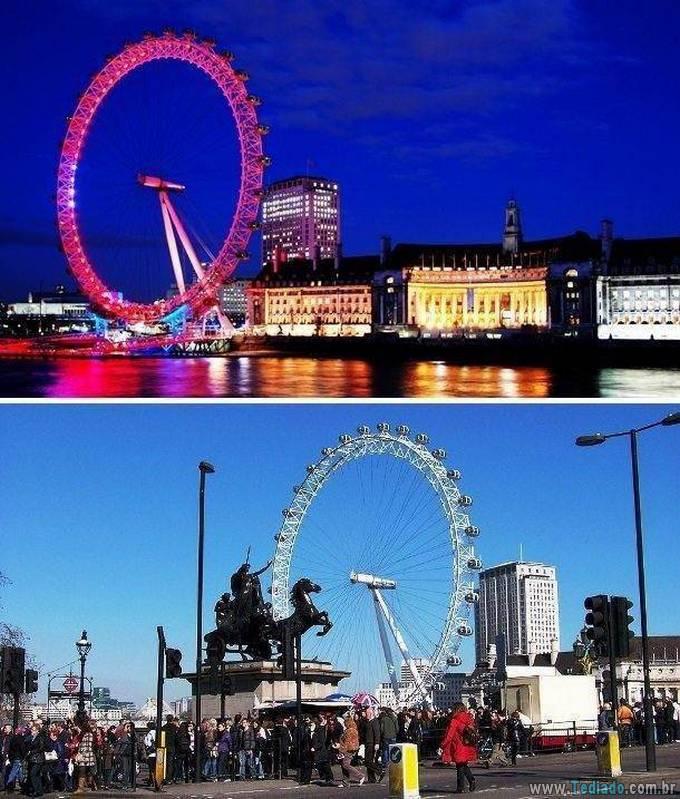 Como as fotos de destinos de viagens populares deveriam realmente parecer (24 fotos) 23