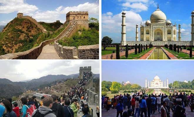 Como as fotos de destinos de viagens populares deveriam realmente parecer (24 fotos) 19