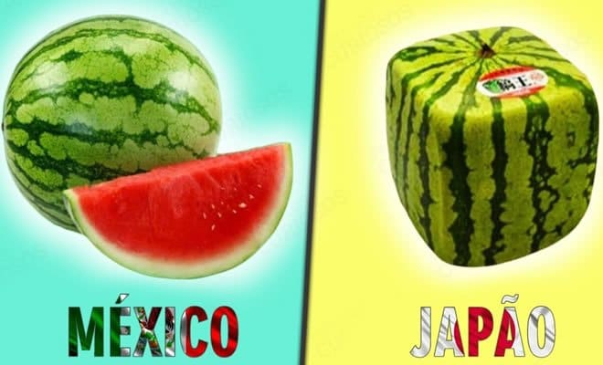 5 diferenças entre México e Japão 8
