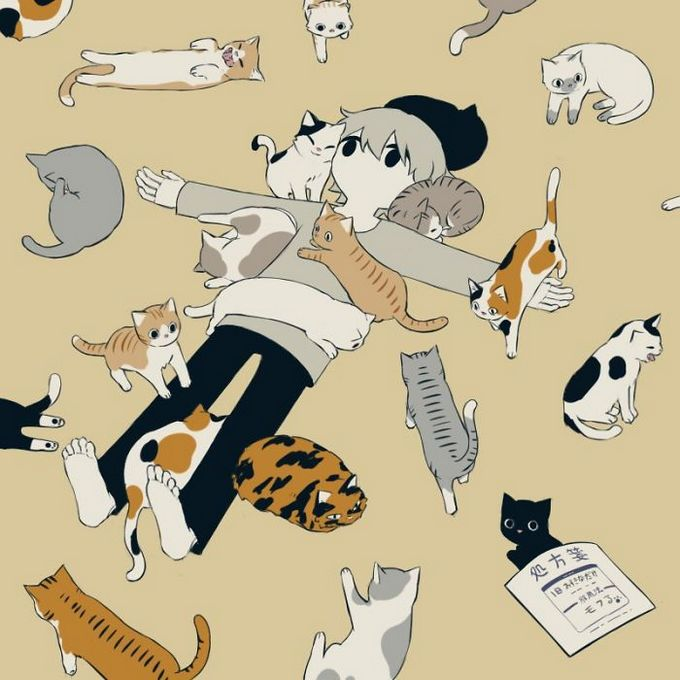 Ilustrações poderosas por artista japonês que o fará pensar (40 fotos) 42